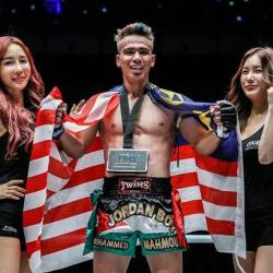 (Video) 'Jordan Boy' stays humble following win over Saiful Merican