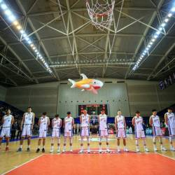 The Shanghai Sharks basketball team apologised to visitors Nanjing Tongxi Monkey King following offensive chanting from supporters. — AFP