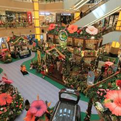 Bloom into new beginnings this Hari Raya at Sunway Pyramid