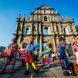 A Macao celebration for everyone