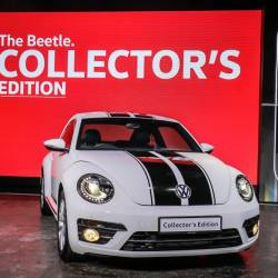 Volkswagen pays tribute to an icon with Collector's Edition Beetle
