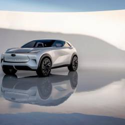 Infiniti debuts EV concept in Detroit as precursor to first fully electric vehicle