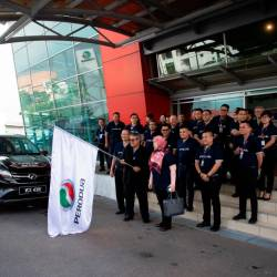 Perodua aiming for Aruz to be East Malaysia's top-selling SUV