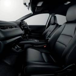 Honda HR-V RS gets new full black interior