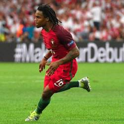 Renato Sanches. — AFP