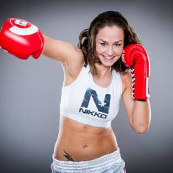Undefeated Dutch Muay Thai superstar Jorina Baars signs with ONE Championship