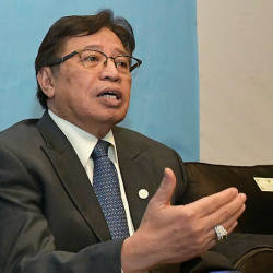 Need to upgrade native courts discussed in MA63 steering committee meeting: Abang Jo