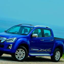 Isuzu D-Max 1.9L Blue Power launched – Malaysia's first EEV pick-up truck