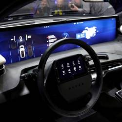 New car models are packed with computer chips, sensors and mobile technology that hackers could exploit to sabotage systems or commandeer controls. — Reuters