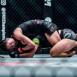ONE: Angela Lee retains Women's Atomweight crown after submission win over Xiong Jing Nan