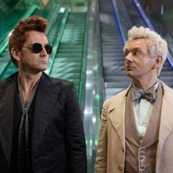 Netflix receives petition to cancel Amazon Prime's Good Omens