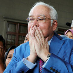 Najib: Why the shoot-to-kill report now?