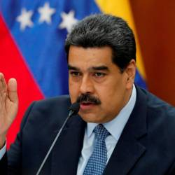 Drug trafficking up sharply under Venezuela's Maduro: US