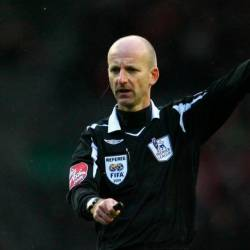 Referees' chief Mike Riley (pix)