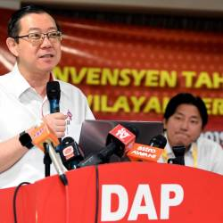 Guan Eng: Lodge police report over phantom voters claim
