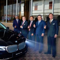 New BMW i charging facilities at Malacca hotel