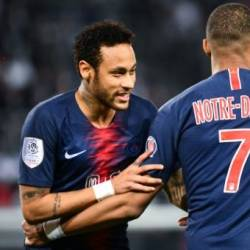 Neymar made his return for newly-crowned Ligue 1 champions Paris Saint-Germain as Kylian Mbappe fired a hat-trick past Monaco. — AFP