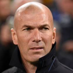 Zinedine Zidane's Real Madrid play at home to Athletic Bilbao on Sunday. — AFP