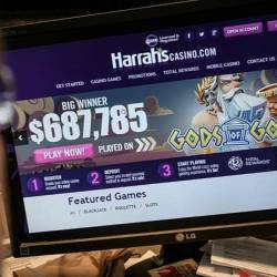 Online betting for casino and other games, which has been growing in the United States, could be shut down under a new legal opinion from the Department of Justice. — AFP