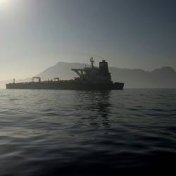 The July 4 seizure of the Iranian tanker Grace 1 in Gibraltar, with the help of British Royal Marines, had triggered a sharp deterioration in relations between Tehran and London and the tit-for-tat detention by Iran of a British-flagged ship. — AFP