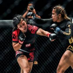 Jihin admits she was not her usual self In KL bout: ONE Championship