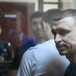 Pavel Mamaev and Alexander Kokorin are set to be released from prison after 11 months locked up. — AFP