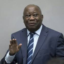 Gbagbo faced charges of crimes against humanity over the 2010-2011 bloodshed. — AFP