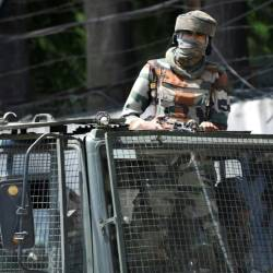 Three deaths have been claimed by Kashmiri familes since New Dehli imposed a massive security and communications lockdown on the region. — AFP
