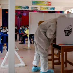 Chini by-election: 72% voter turnout at 4pm, exceeds EC target