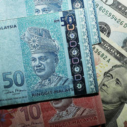 Ringgit easier in early trade on better demand for greenback