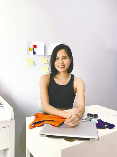 She has launched the brand in both Malaysia and Hong Kong. – Courtesy of Mandy Yap