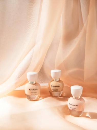 The Sulwhasoo Perfecting Foundation comes in five shades. – COURTESY OF SULWHASOO MALAYSIA