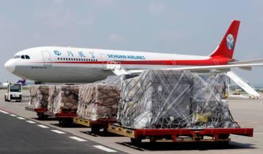 Air freight rates skyrocket amid passenger flight cuts, Chinese factory restarts 1