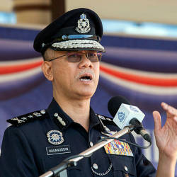 Police advise public to be careful outdoors during monsoon season