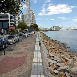An iconic waterfront of international standards is being planned for the Gurney Wharf project.