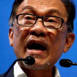 Take action against those involved in today's scuffle: Anwar