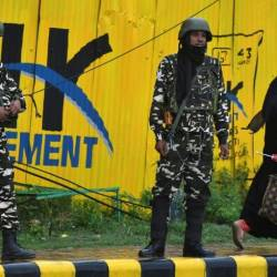 India on August 5 ended the special constitutional status of Muslim-majority Kashmir. — AFP
