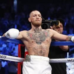McGregor sorry for 'unacceptable' pub attack