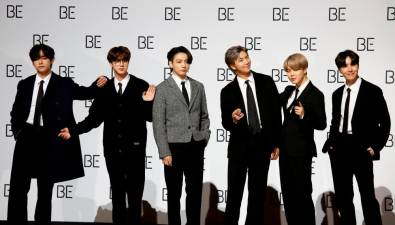 BTS snags first Grammy nomination for K-Pop band