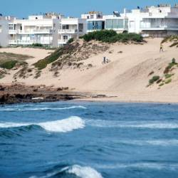 The United Nations Environment Programme says 'sand mafias' supplying the construction industry are depleting some of Morocco's beaches. — AFP
