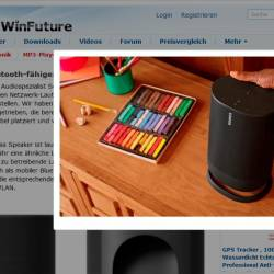 WinFuture has published a photo of what could be the upcoming Sonos Move speaker. — AFP Relaxnews