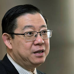 Guan Eng: Petrol price stays despite global spike