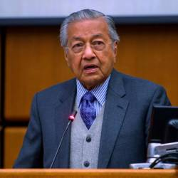 International cooperation vital in fight against corruption: Dr M