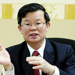 Penang mega projects will boost local construction sector: CM