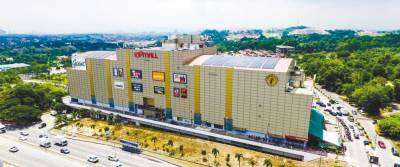 KIPMall Bangi, one of the assets in KIP Reit's portfolio. KIP Reit says it will remain vigilant of the uncertainties surrounding the recovery, while adopting measures for greater cost efficiency. – KIP Reit website pix