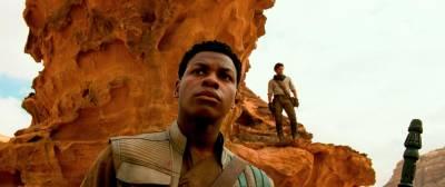 Boyega bitter about Star Wars