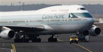 Cathay Pacific warns of substantial H1 loss, slashes more capacity 1
