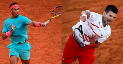 Djokovic outlasts Sonego to set up Rome final with Nadal