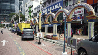 Today's rally in Brickfields cancelled after urging from Anwar