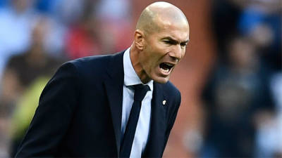 Zidane: Coaching wears you out, I won't do it for 20 years